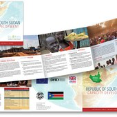 International Monetary Fund: Brochure design
