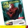 Spider-Man Halloween Bucket Sizzle