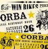 CORBA's Annual Birthday Bash Poster