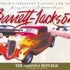 Barrett-Jackson promo rack card