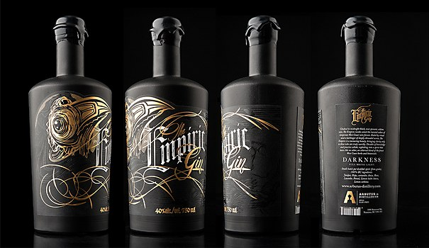 The Empiric packaging