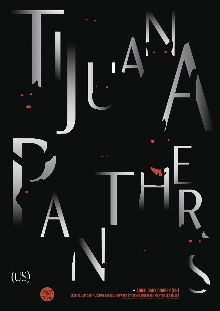 Tijuana Panthers poster