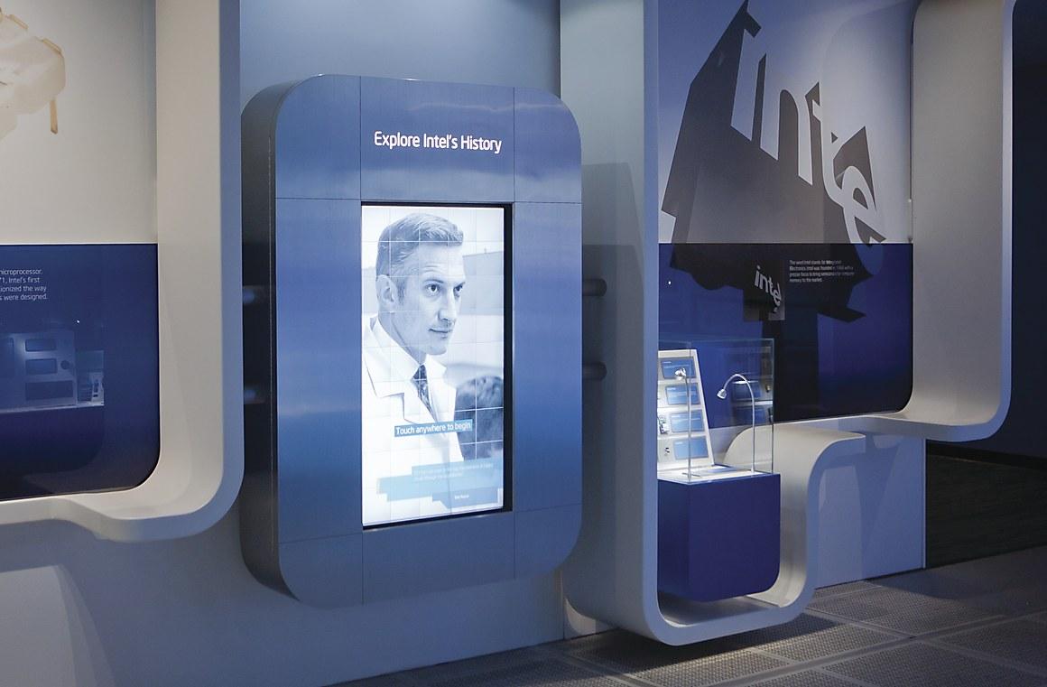 Intel Museum exhibitions