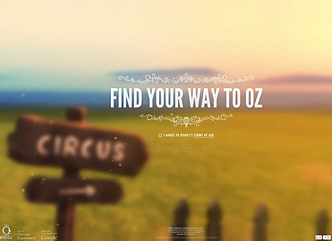 Find Your Way to Oz