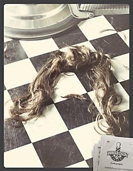 London Barbers print ads