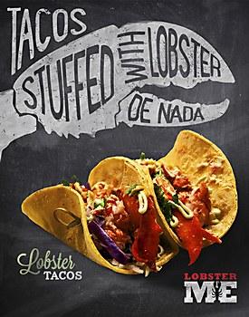 Lobster ME poster