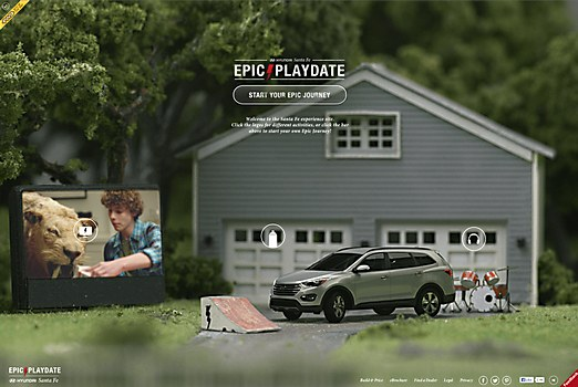 Epic Playdate