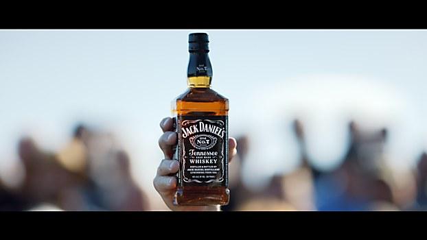 Jack Daniel's spot