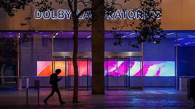 Dolby Laboratories installation