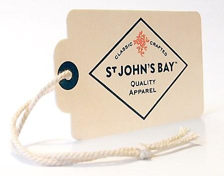 St. John's Bay Women logo