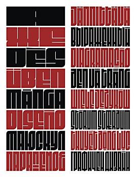 Fit typeface