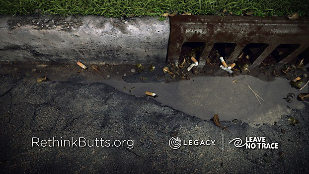 Rethink Butts PSA