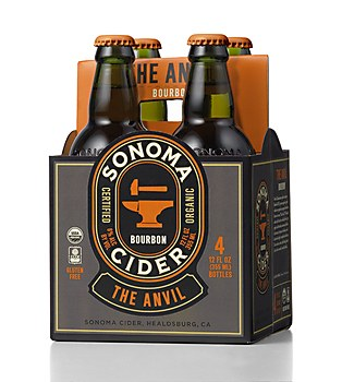 Sonoma Cider packaging