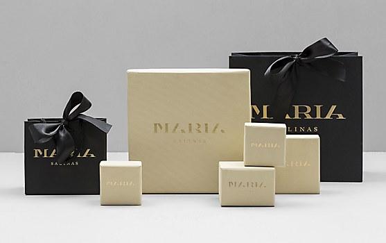 Maria Salinas branding