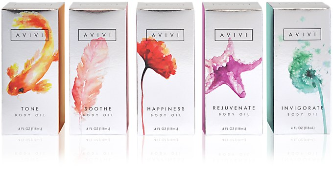 Avivi packaging