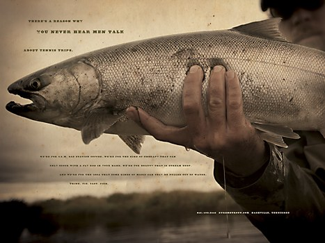 Xtreme Trout posters