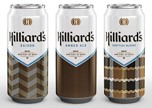 Hilliard's Beer identity
