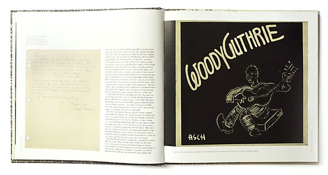 Woody Guthrie boxed set