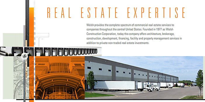 Welsh Commercial Real Estate