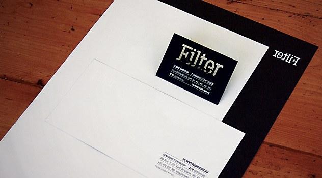 Filter stationery