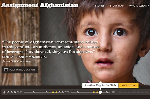 Assignment Afghanistan