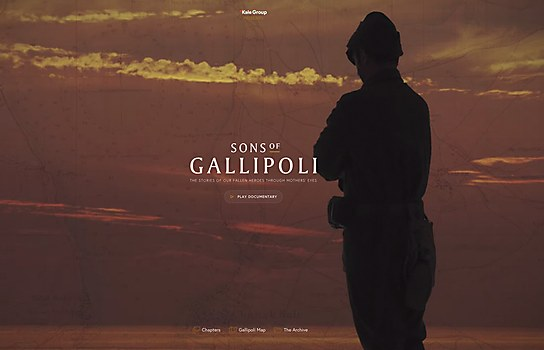 <i>Sons of Gallipoli</i>
