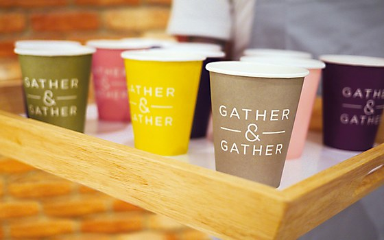 Gather & Gather identity