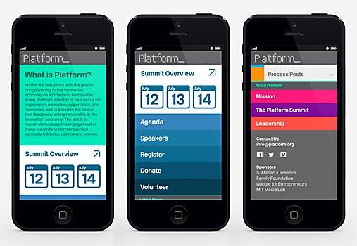 Platform event identity