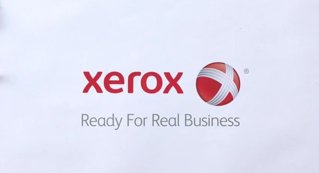 Xerox web film