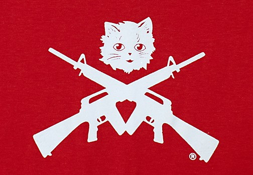 Guns & Kittens identity