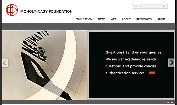 The Moholy-Nagy Foundation