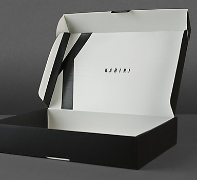 Kabiri jewelry packaging
