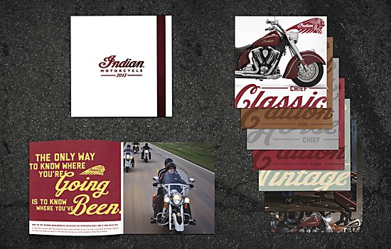Indian Motorcycle Catalog