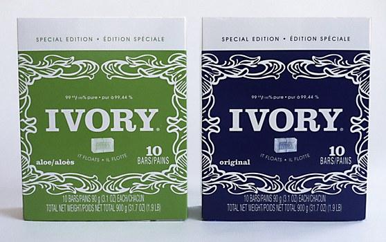 Ivory Soap Modern Vintage