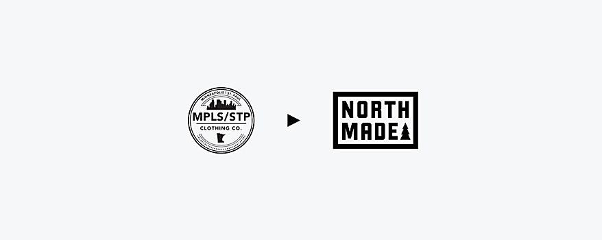 Northmade Co. identity
