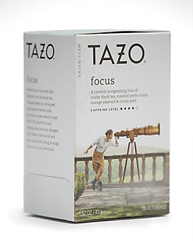 Tazo Tea packaging