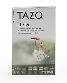 Tazo Tea packaging