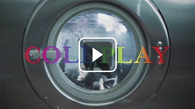 Coldplay music video