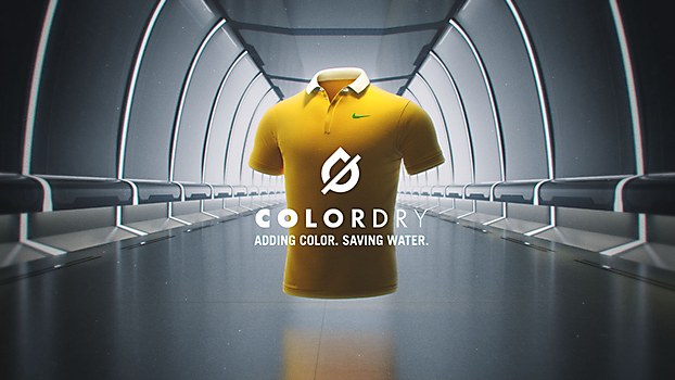 Nike ColorDry video