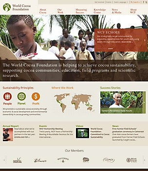 World Cocoa Foundation