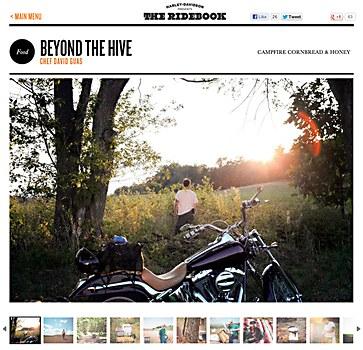 The Harley-Davidson Ridebook