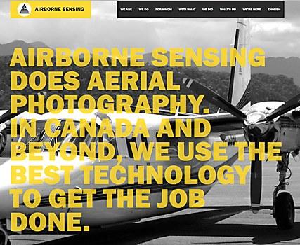 Airborne Sensing