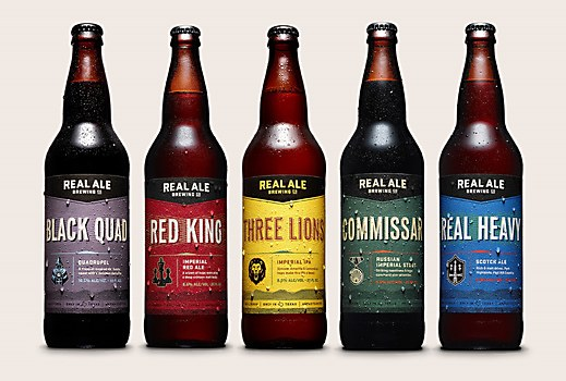 Real Ale Bombers packaging