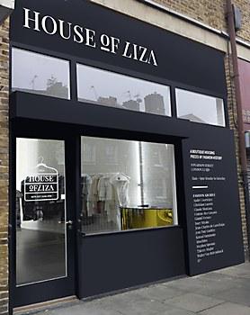 House of Liza identity