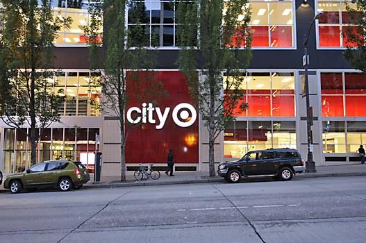 CityTarget store launch