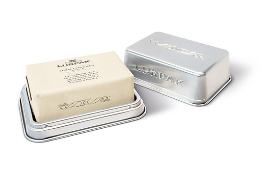 Lurpak Butter packaging