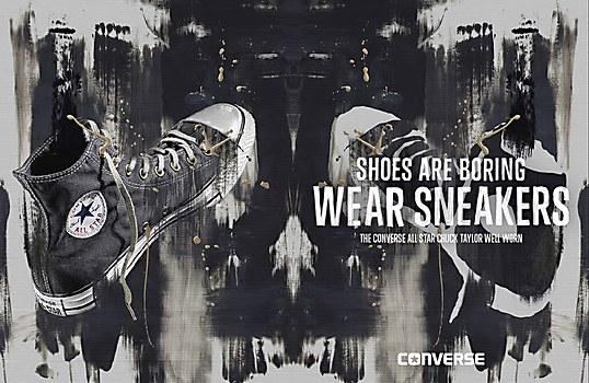 Converse Clash campaign