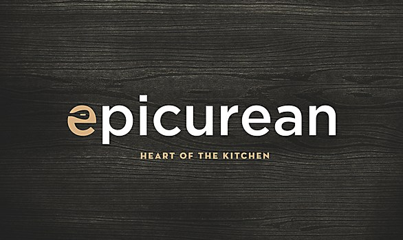 Epicurean brand identity