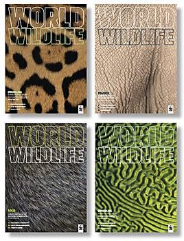 World Wildlife magazine