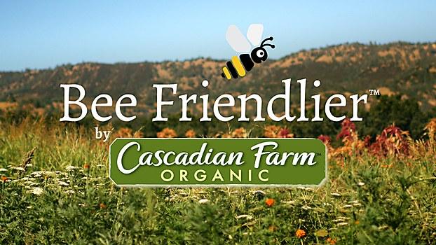 Cascadian Farm Bee Friendlier video